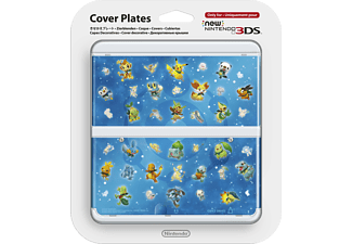 NINTENDO New 3DS Covers Pokémon Super Mystery Dungeon