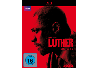 Luther - Staffel 1-3 (Exklusive Edition) [Blu-ray]