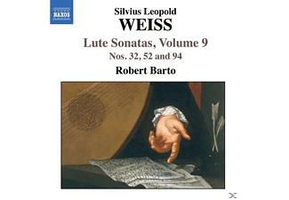 Robert Barto - Lautensonaten Vol.9 - (CD)