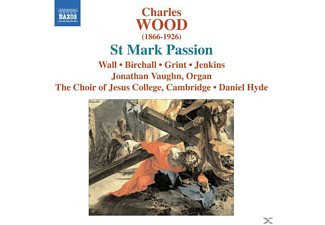 Choir Of Jesus College, Hyde/Choir Of Jesus College - Markus-Passion - (CD)