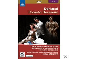 - Roberto Devereux - (DVD)