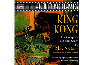 William Stromberg, William T./Moskau SO Stromberg - King Kong - (CD)