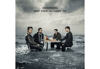 Stereophonics - Keep Calm And Carry On - (CD)