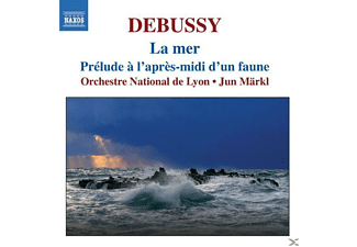 ORCH.NATIONAL DE LYON, Jun/Orch.National de Lyon Märkl - La Mer/Prelude A L'Apres-Midi - (CD)