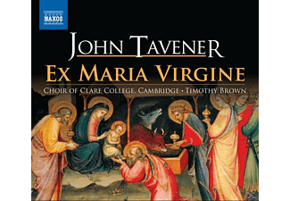 Choir Of Clare College, Timothy/choir Of Clare College Brown - Ex Maria Virigine - (CD)
