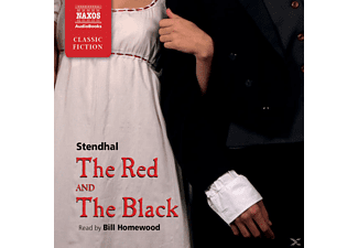 The Red And The Black - 7 CD - Hörbuch