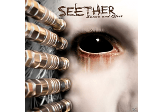 Seether - Karma And Effect - (CD)