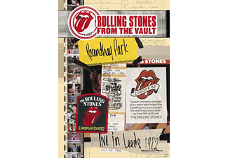 The Rolling Stones - From The Vault - Live In Leeds 1982 - (DVD)
