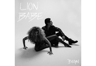 Lion Babe Begin CD