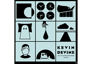 Kevin Devine - Live At St Pancras Old Church - (Vinyl)