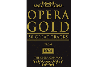 VARIOUS - Opera Gold (50 Great Tracks Premium Collection) [CD]
