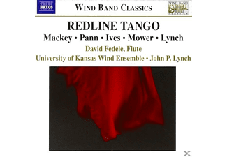 Fedele, Lynch, University Of Kansas, Fedele/Lynch/University Of Kansas - Redline Tango - (CD)