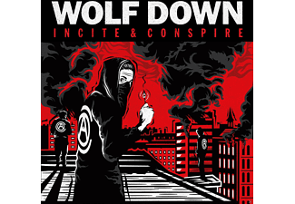 Wolf Down - Incite And Conspire - (CD)