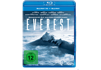 Everest - (3D Blu-ray (+2D))