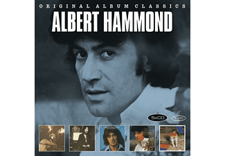 Albert Hammond - Original Album Classics [CD]