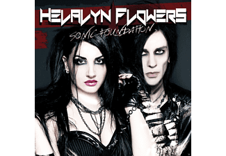 Helalyn Flowers - Sonic Foundation - (CD)