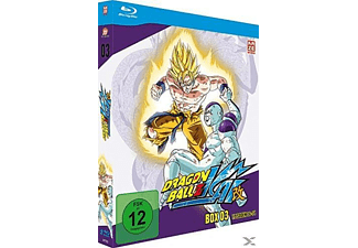 Dragonball Z Kai - Box 3 (Ep. 36-54) - (Blu-ray)