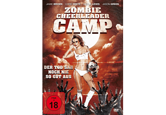 Zombie Cheerleader Camp - (DVD)