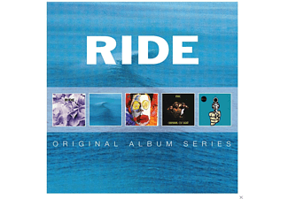 Ride - Original Album Series [CD]