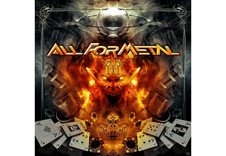 VARIOUS - All For Metal - Vol.3 - (DVD + CD)
