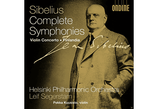 Helsinki Philharmonic Orchestra - Sibelius: Complete Symphonies - (CD)