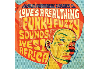 VARIOUS - World Psychedelic Classics: Love's A Real Thing - (CD)