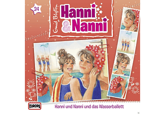 SONY MUSIC ENTERTAINMENT (GER) Hanni & Nanni 24: ...und das Wasserballett