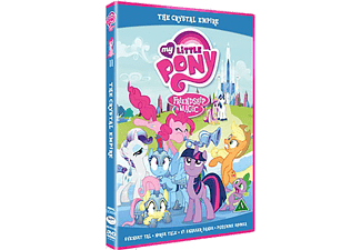 My Little Pony S3 Vol. 1 Barn / Ungdom DVD