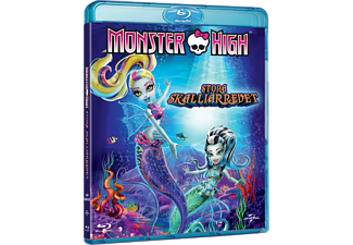 Monster High - Stora Skalliärrevet Animation / Tecknat Blu-ray