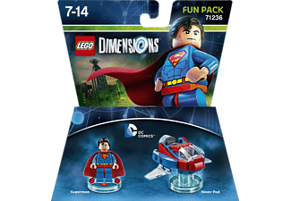 LEGO DIMENSIONS LEGO Dimensions Fun Pack - DC Comics Superman Spielfiguren
