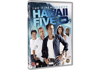 Hawaii Five-O S5 Action DVD