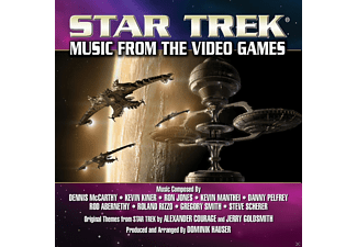 Dominik Hauser - Star Trek: Music From The Video Gam - (CD)