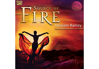 Hossam Ramzy - Source Of Fire - (CD)