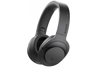 SONY H.ear on MDR-100ABN zwart