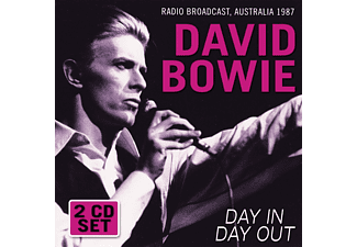 David Bowie - Day In Day Out - (CD)