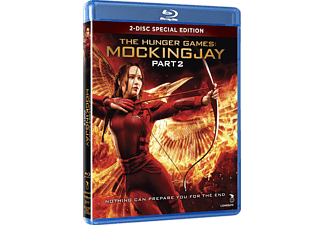 The Hunger Games: Mockingjay Part 2 Äventyr Blu-ray