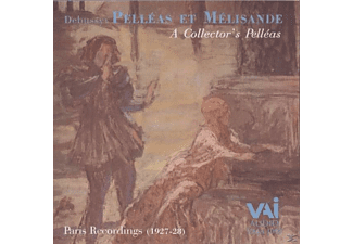 Charles Panzera, Yvonne Brothier - Pelleas Et Melisande A Collector's Pelle [CD]