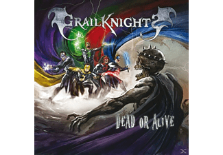 Grailknights - Dead Or Alive - (CD)