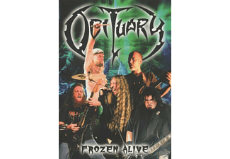 Obituary - Frozen Alive - (DVD + CD)