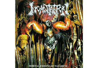 Incantation - Mortal Throne Of Nazarene [CD]