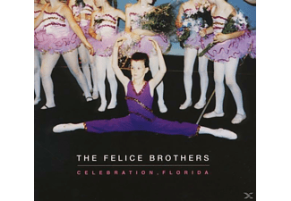 The Felice Brothers - Celebration, Florida - (CD)
