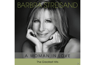 Barbra Streisand - A Woman In Love-The Greatest Hits [CD]