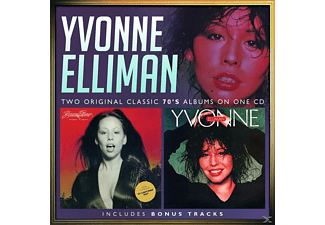 Yvonne Elliman - Night Flight/Yvonne (Expanded Edt.) - (CD)