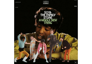 Sly & the Family Stone - A Whole New Thing - (Vinyl)
