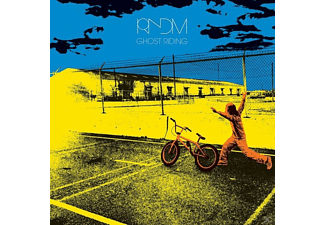 RNDM - Ghost Riding | CD