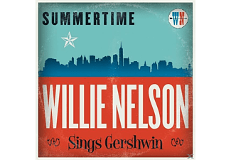 Willie Nelson - Summertime: Willie Nelson Sings Ger - (Vinyl)