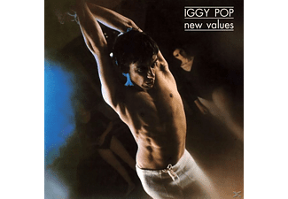 Iggy Pop - New Values [Vinyl]