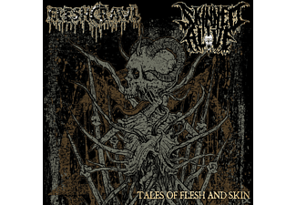 Fleshcrawl/Skinned Alive - Tales Of Flesh And Skin [CD]