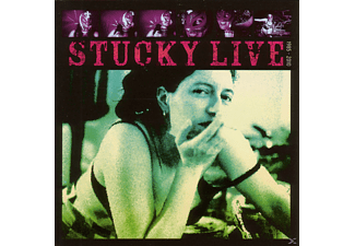 Erika Stucky - Stucky Live 1985-2010 - (CD)