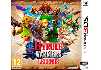 Hyrule Warriors | 3DS